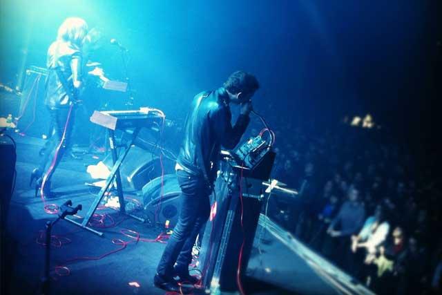 Pitchfork Paris - The Chromatics