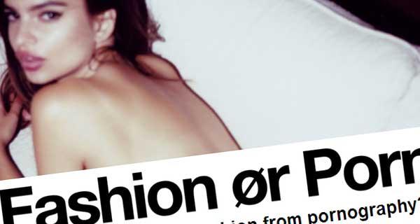 fashionorporn