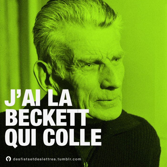 inkulte-fists-lettres-beckett