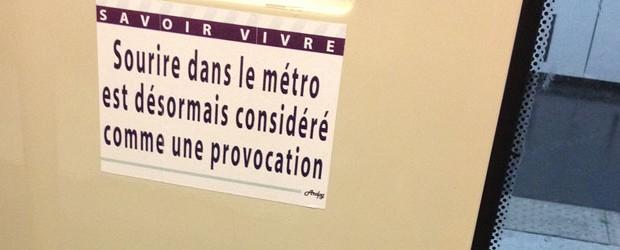 On avait pas mal parlé de lui et de ses affiches collées dans le Métro parisien durant l'été dernier, ARDPG nous fait l'honneur de répondre à quelques questions pour mieux […]