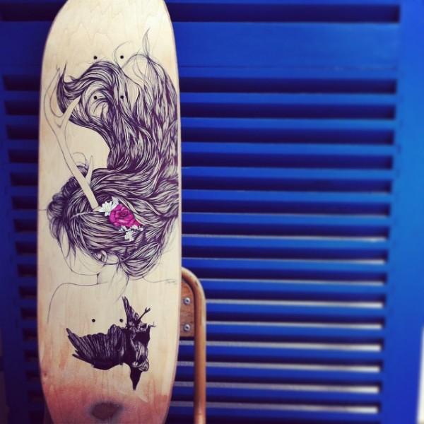 Longboard.Cheynne
