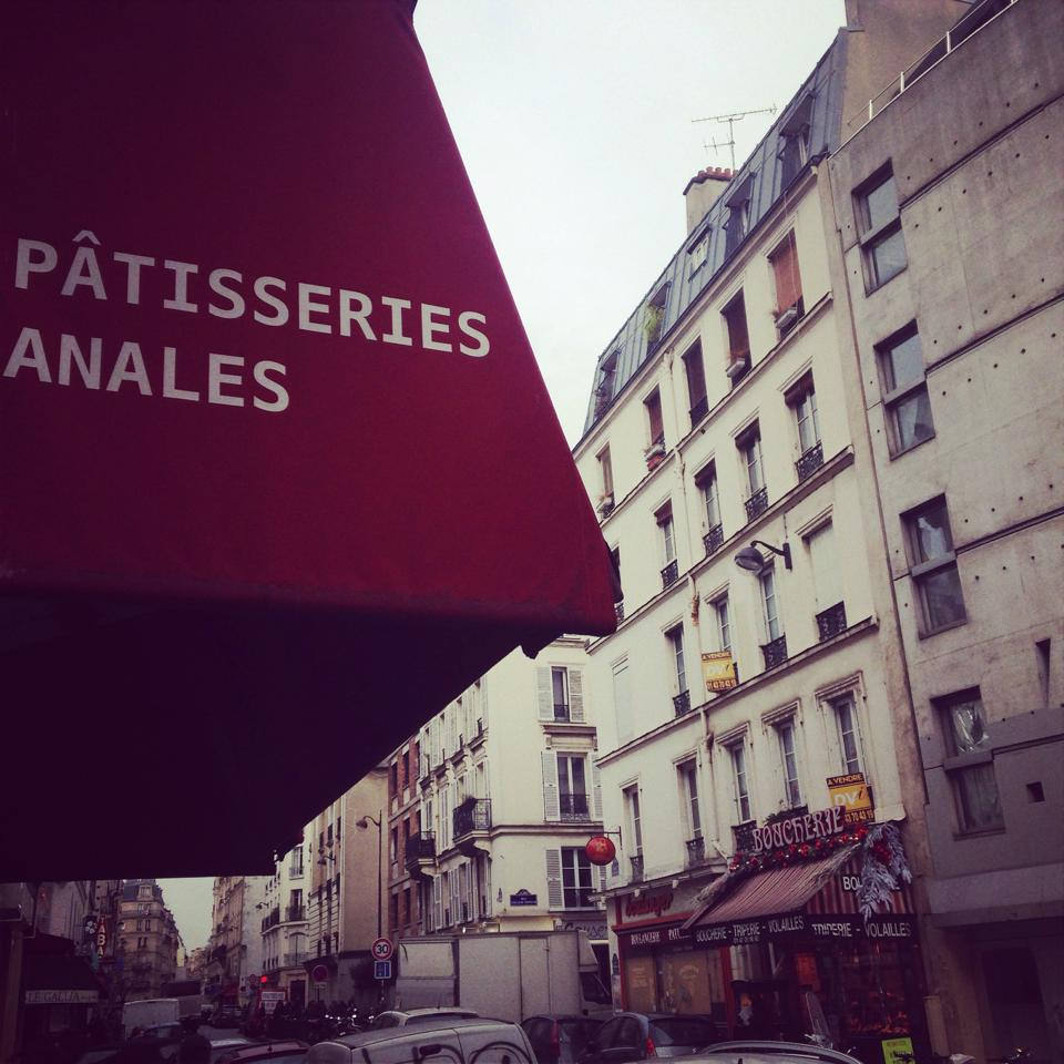 patisseries anales