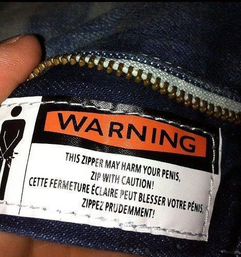 warning zip