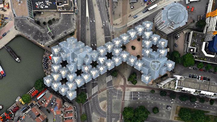 Cube-House-Rotterdam