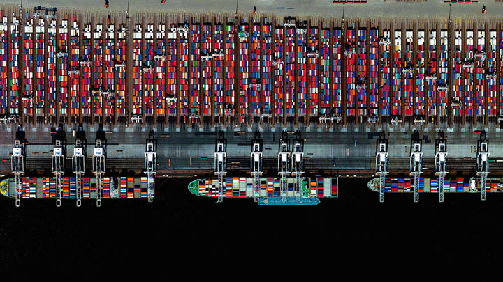 Port-of-Rotterdam-Rotterdam-Netherlands