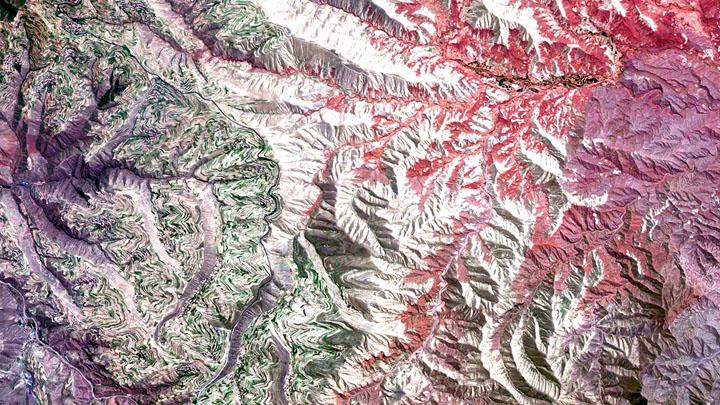 Terrasse-lanzhou-chine