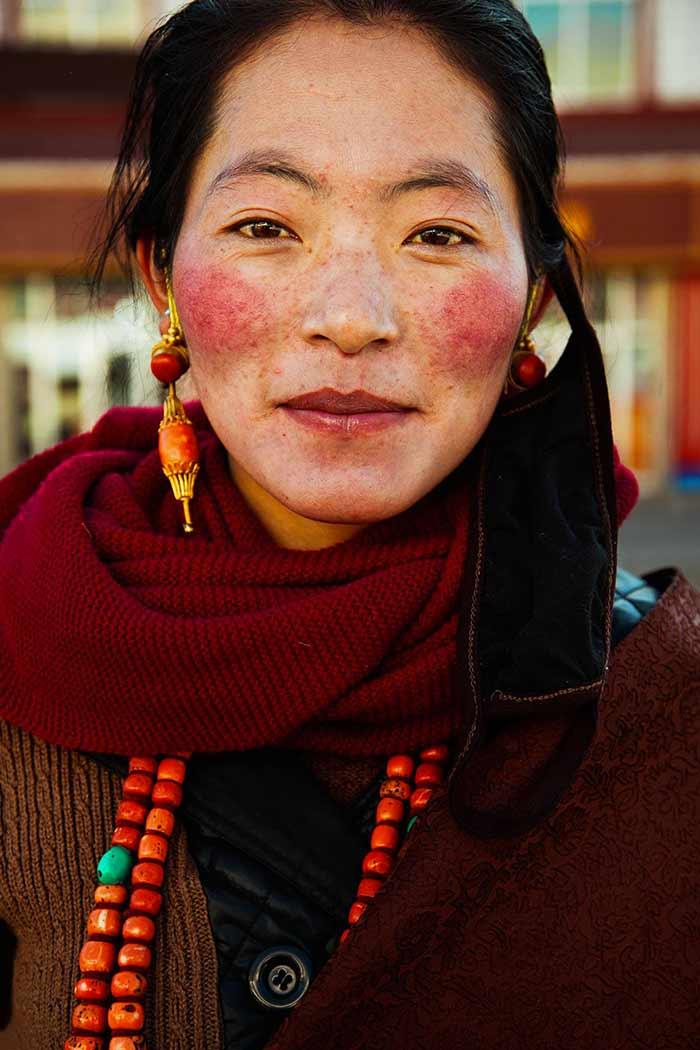 Tibetan Plateau, China