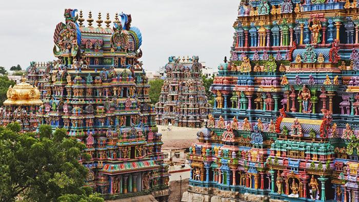 inkulte-Meenakshi-Temple-Madurai-Inde