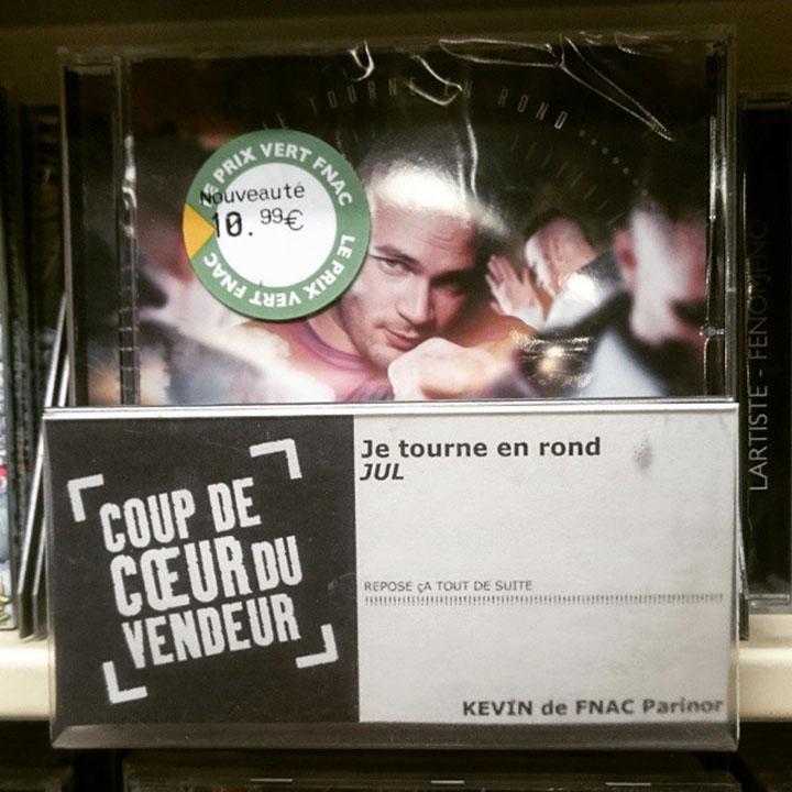Kevin de la fnac parinor inkulte - Coup de coeur in english ...
