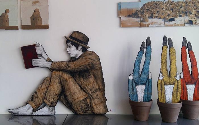 inkulte-street-art-levalet-et-philippe-herard-cabinet-amateur