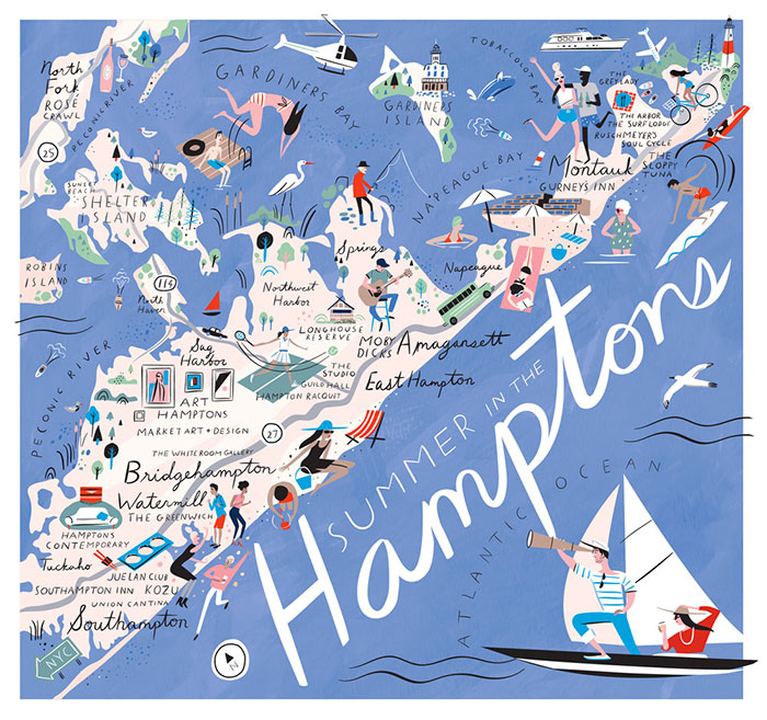 NYTimes__CoverMap_Hamptons_Spots_libbyvanderploeg