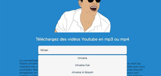 Convertisseur Youtube videos MP4